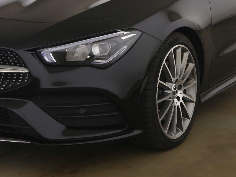 Mercedes CLA Shooting Brake  200 d premium auto diesel nero