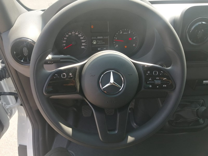 Mercedes Sprinter 314 CDI F 39/33 euro 6 diesel bianco