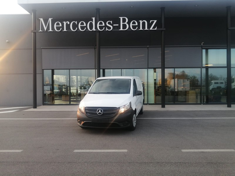 Mercedes Vito 114 cdi compact auto e6 diesel bianco