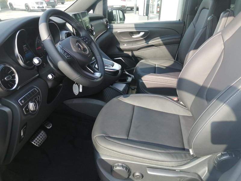 Mercedes Classe V long 220 d sport auto diesel bianco
