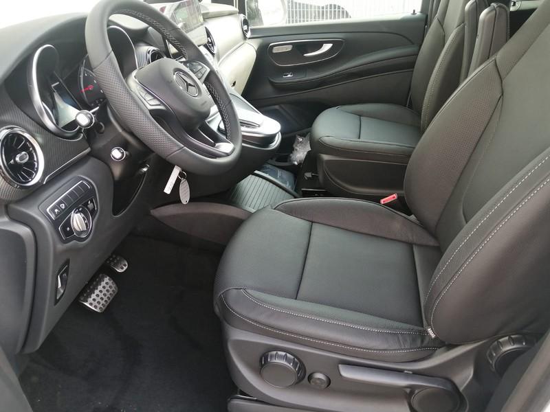 Mercedes Classe V long 250 d sport auto diesel argento