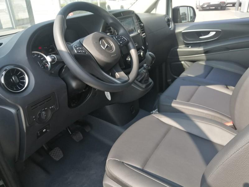 Mercedes Vito 116 cdi long auto e6 diesel argento