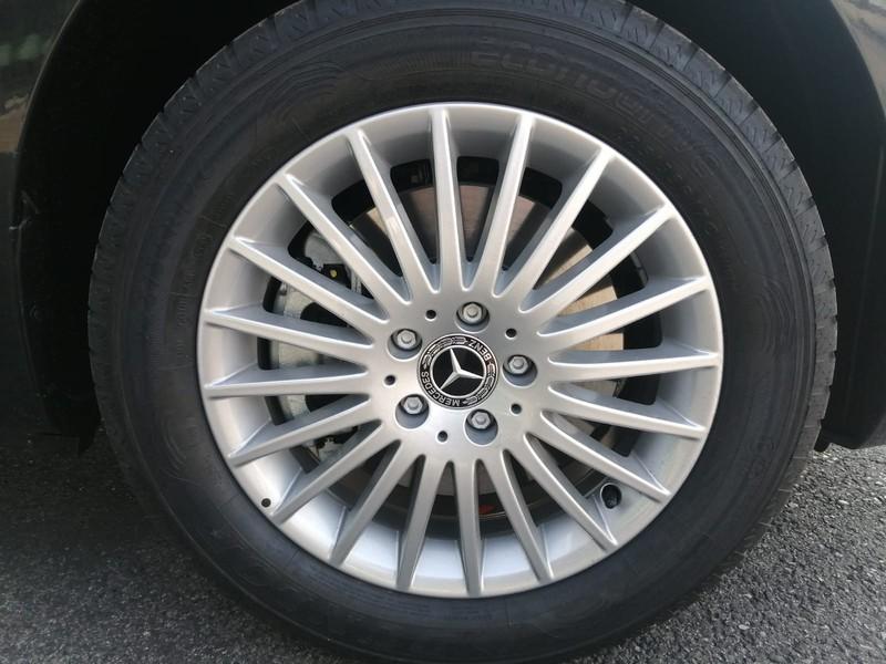 Mercedes Vito 119 cdi long mixto auto my20 diesel grigio