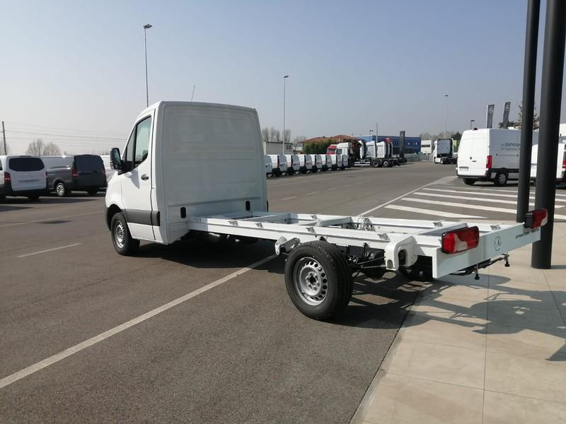 Mercedes Sprinter 319 CDI T 43/35 euro 6 diesel bianco