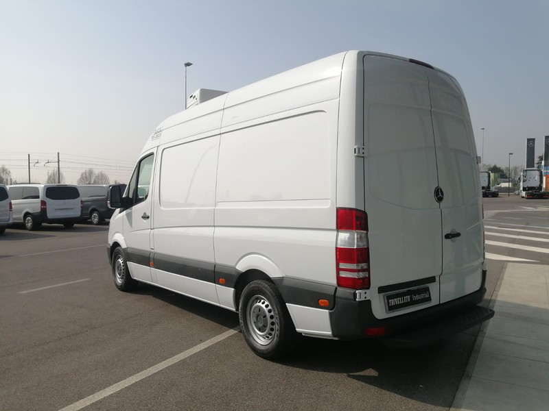 Mercedes Sprinter 314 cdi f 37/35 executive e6 diesel bianco