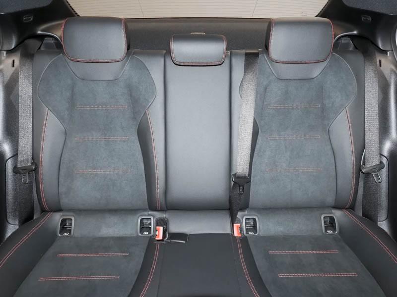 Mercedes Classe A 180 d premium auto diesel argento