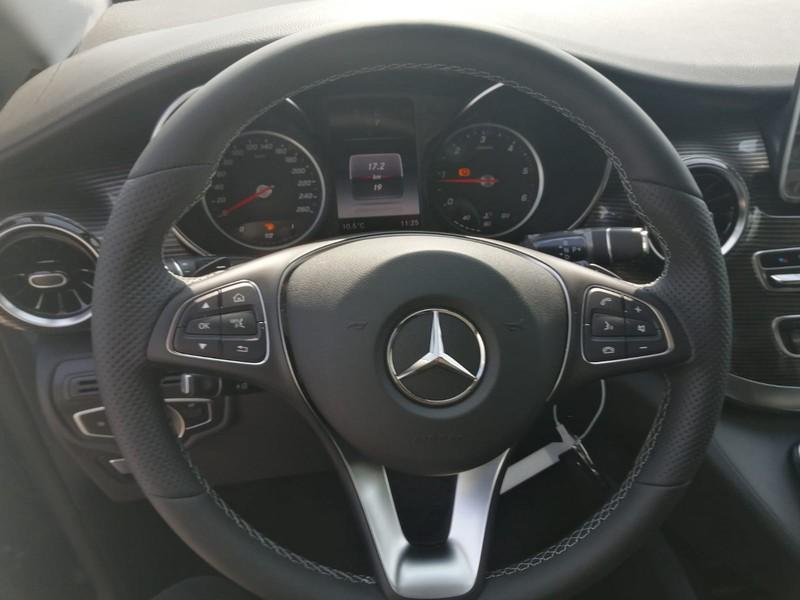 Mercedes Classe V long 220 d sport auto diesel nero