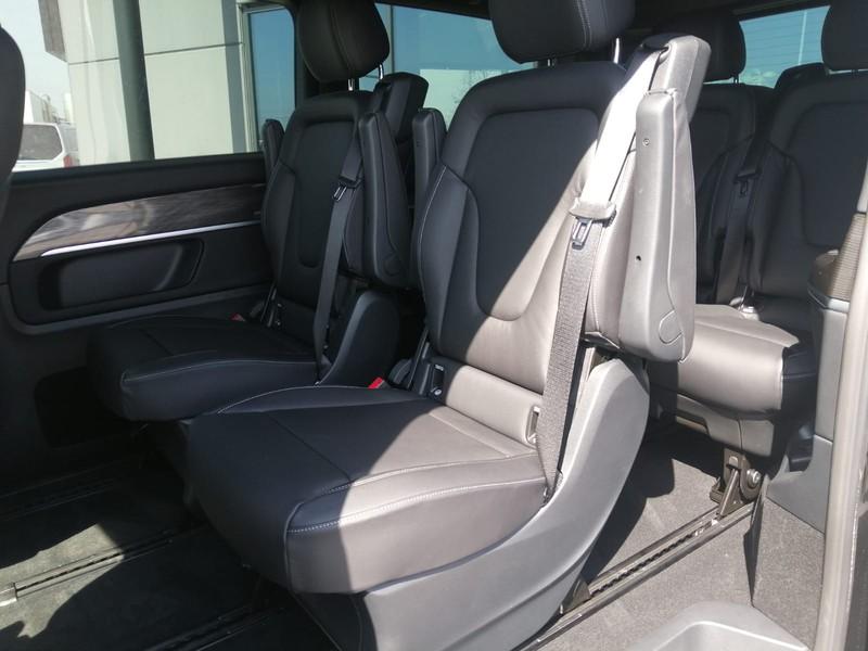 Mercedes Classe V long 220 d sport 4matic auto diesel nero