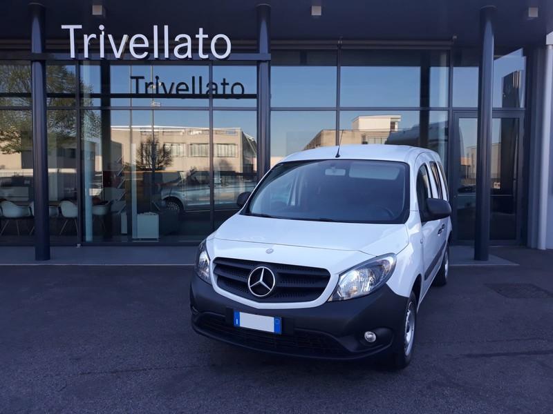 Mercedes Citan 109 cdi tourer(kombi) friendly n1 e5 diesel bianco