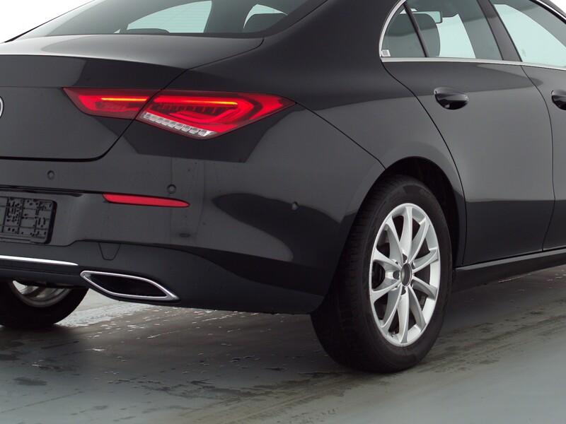 Mercedes CLA Coupè coupe 200 d sport auto diesel nero