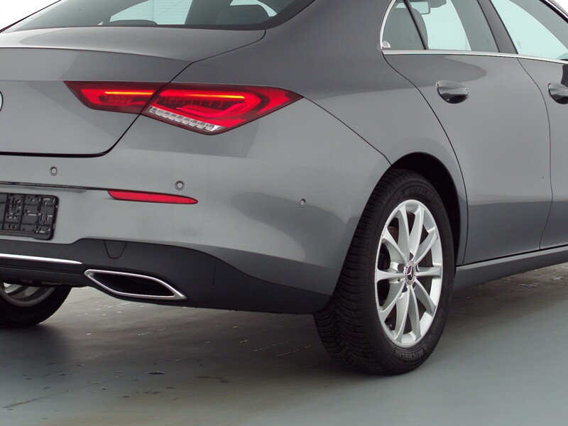Mercedes CLA Coupè coupe 200 d sport auto diesel grigio