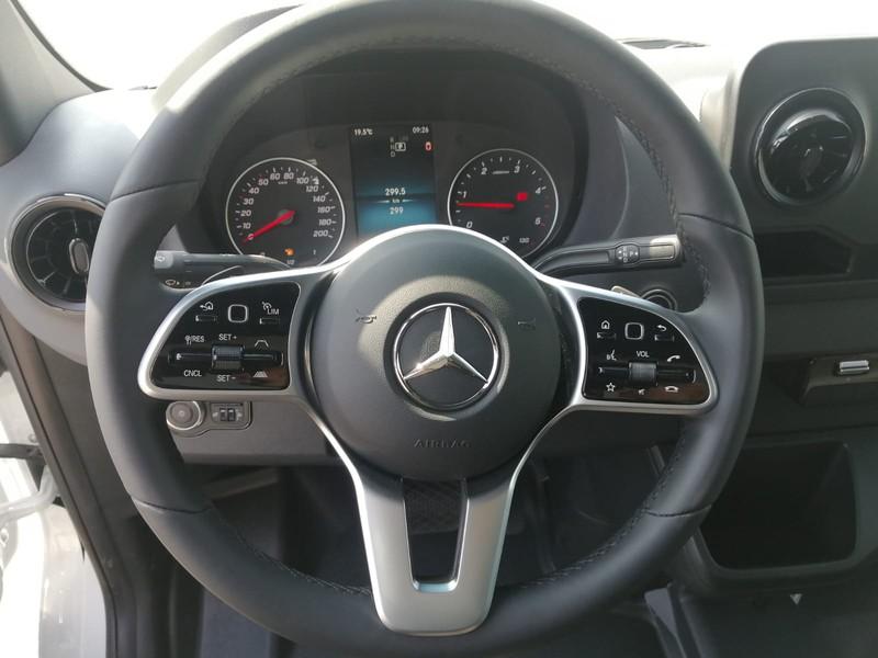 Mercedes Sprinter 319 cdi t 43/35 rwd evi diesel bianco