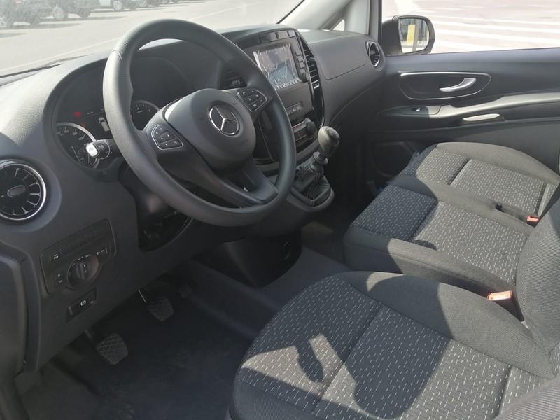 Mercedes Vito 114 cdi compact auto my20 diesel bianco