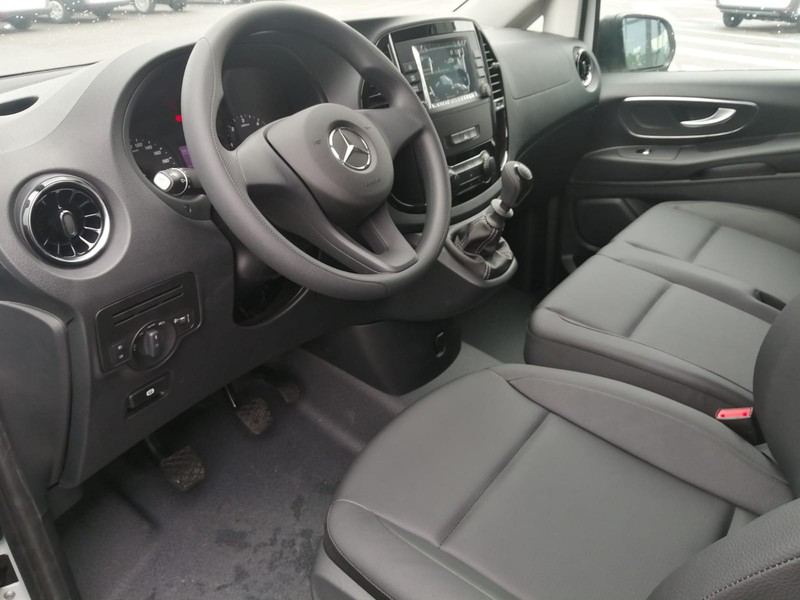 Mercedes Vito 114 cdi compact fwd my20 diesel bianco