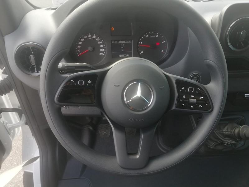 Mercedes Sprinter 314 cdi f 39/35 fwd e6 diesel bianco