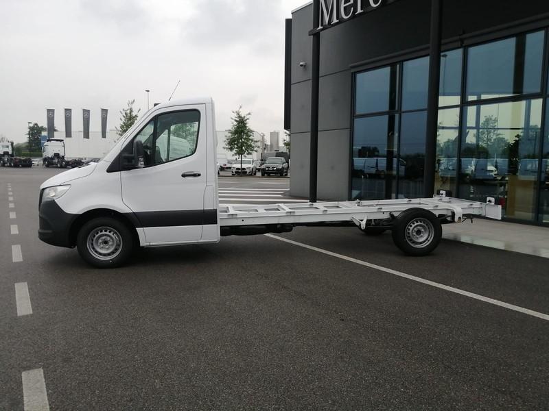 Mercedes Sprinter 315 cdi t 43/35 rwd e6d-temp diesel bianco