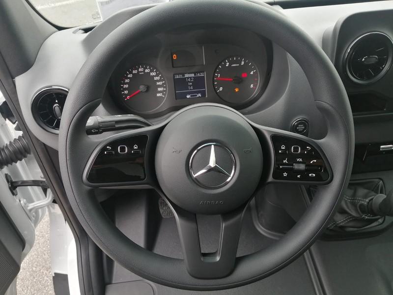 Mercedes Sprinter 315 cdi t 43/33 rwd e6d-temp diesel bianco