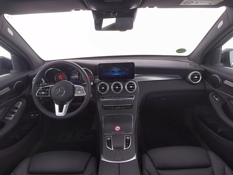 Mercedes GLC 220 d sport 4matic auto diesel nero