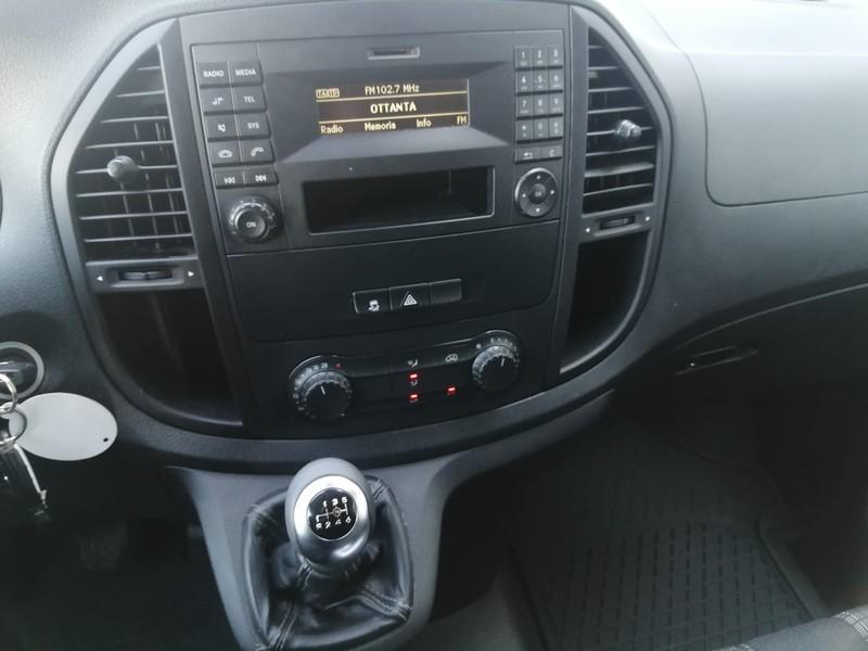 Mercedes Vito 116 cdi long e5b+ diesel bianco