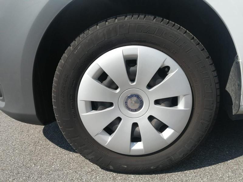 Mercedes Vito 114 cdi compact e5b+ diesel bianco