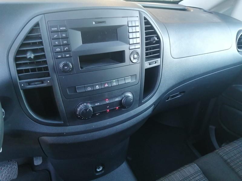 Mercedes Vito 114 cdi extralong mixto e6 diesel bianco