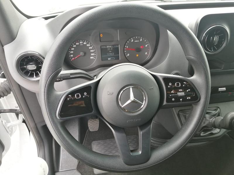 Mercedes Sprinter 316 cdi f 37/35 rwd e6 diesel bianco