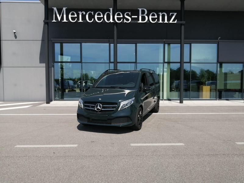 Mercedes Classe V long 220 d sport auto diesel verde