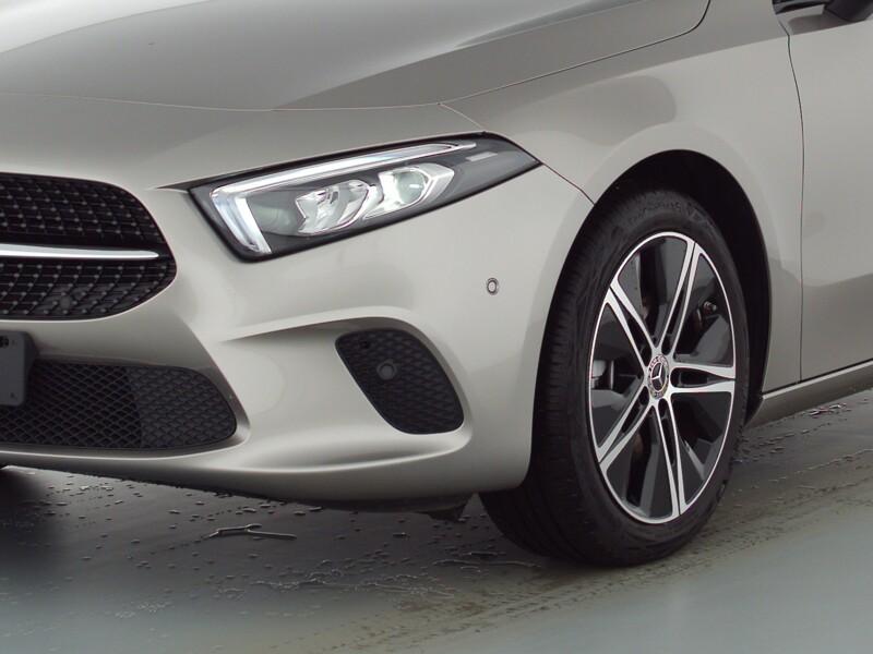 Mercedes Classe A 220 d sport auto diesel argento