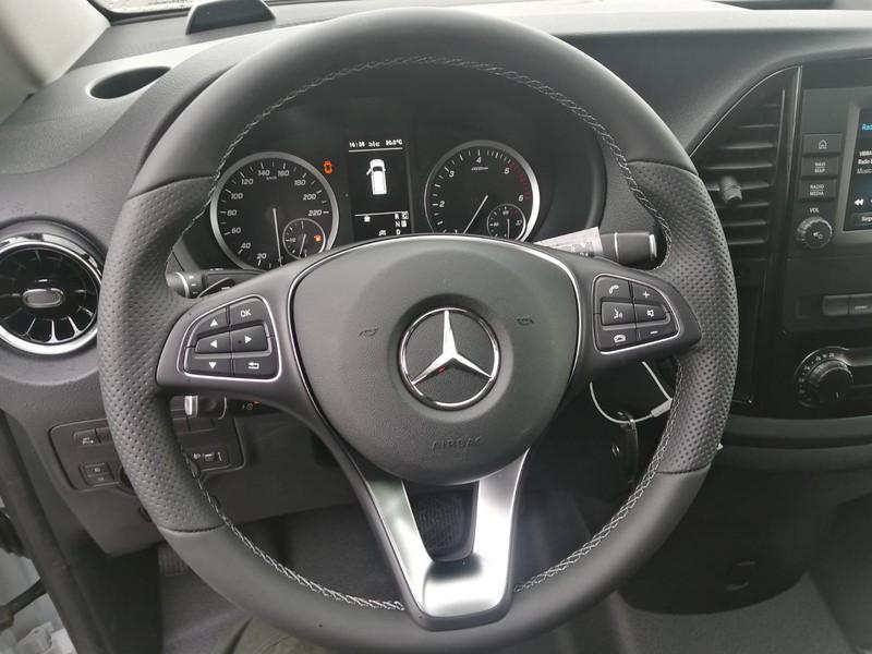 Mercedes Vito 119 cdi long auto my20 diesel bianco
