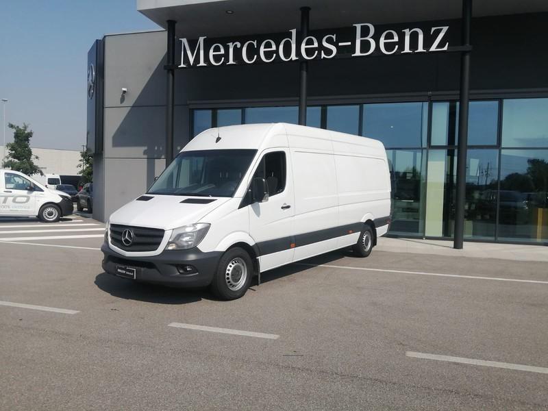 Mercedes Sprinter 316 cdi(bluetec) f 43/35 tetto alto executive e6 diesel