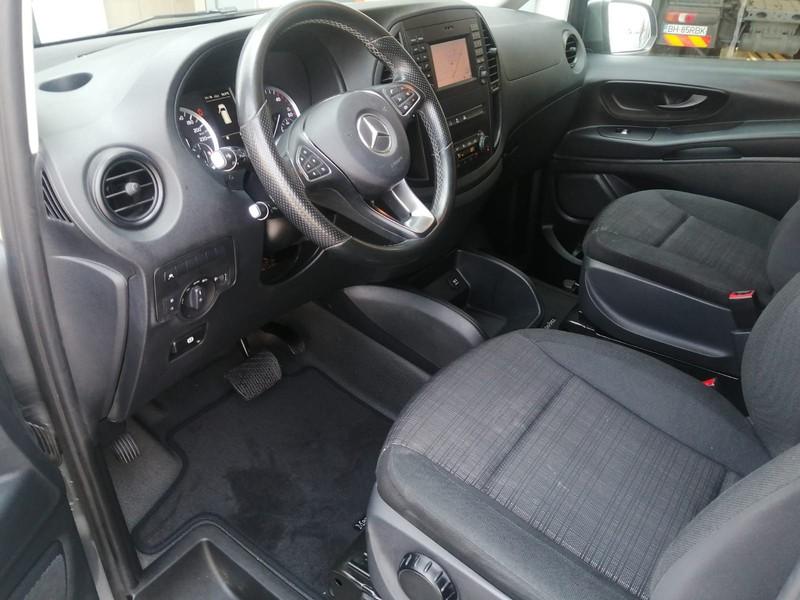 Mercedes Vito 116 cdi long mixto e6 diesel grigio