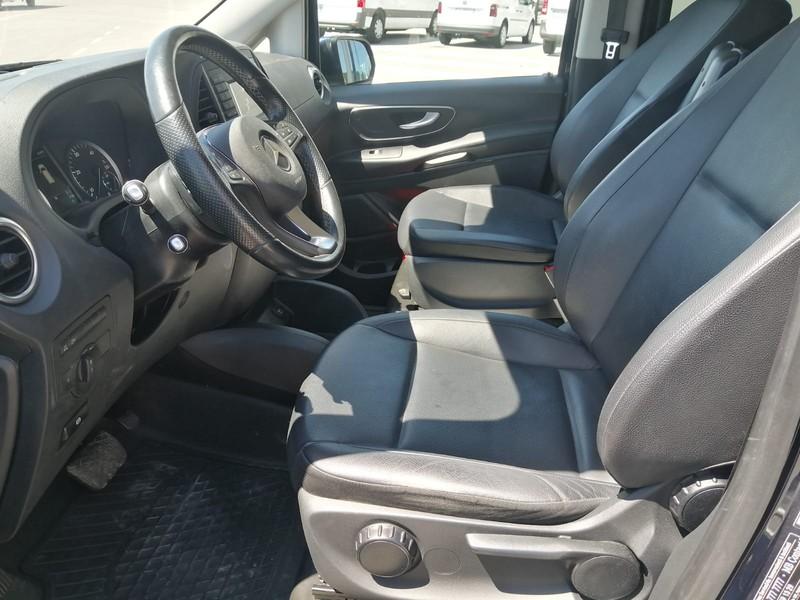 Mercedes Vito Mixto 119 cdi(bluetec) long 4x4 mixto auto e6