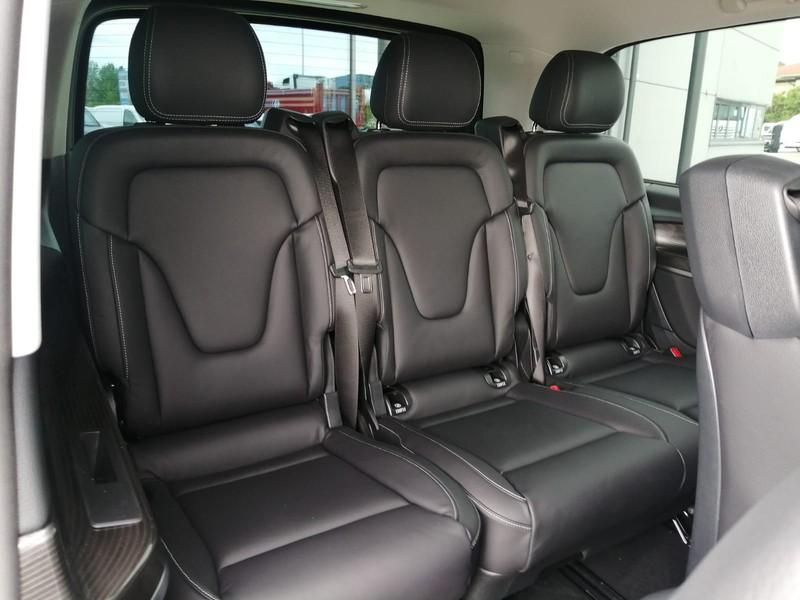 Mercedes Classe V long 220 d sport diesel nero