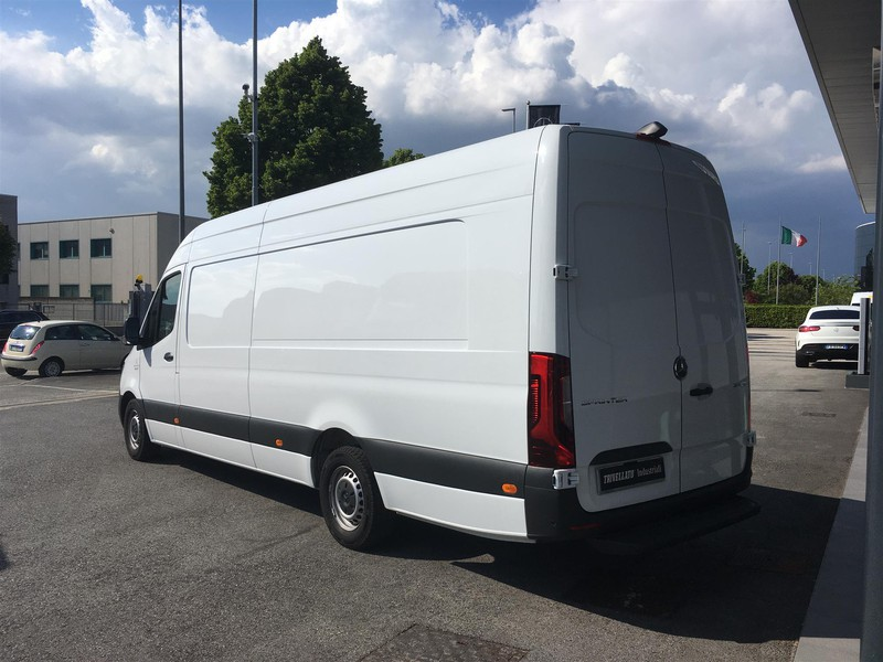 Mercedes Sprinter 319 cdi f 43l/35 rwd tetto alto evi diesel