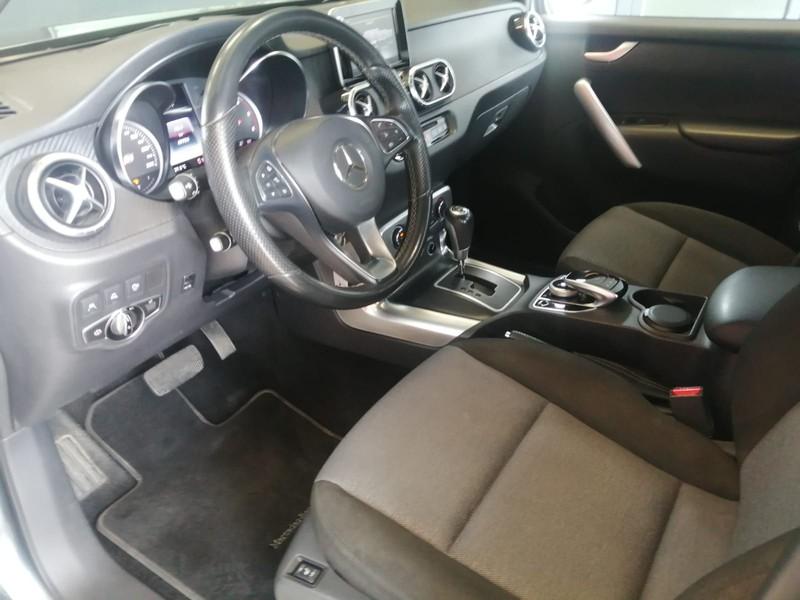 Mercedes Classe X 250 d progressive 4matic auto diesel grigio