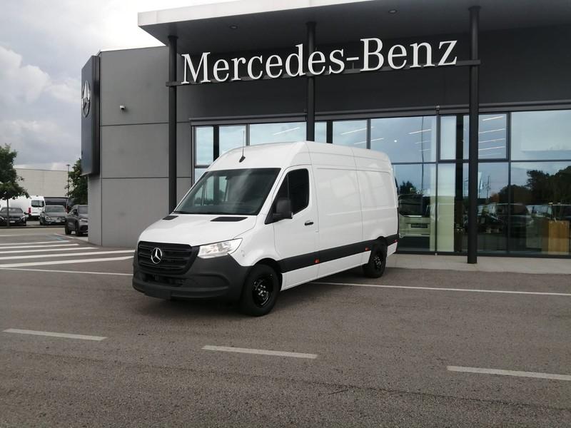 Mercedes Sprinter 319 CDI F 37/35 euro 6 diesel bianco