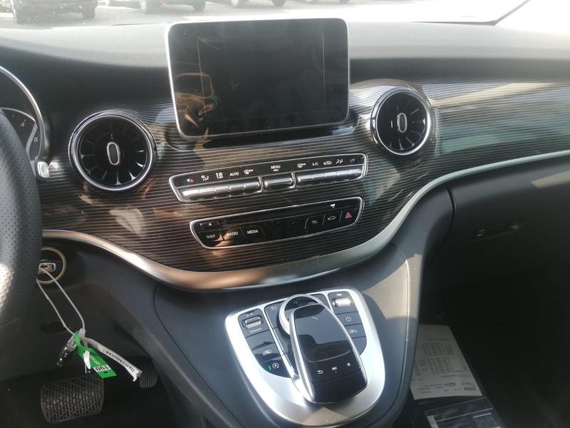 Mercedes Classe V Sport 220 d Long  argento