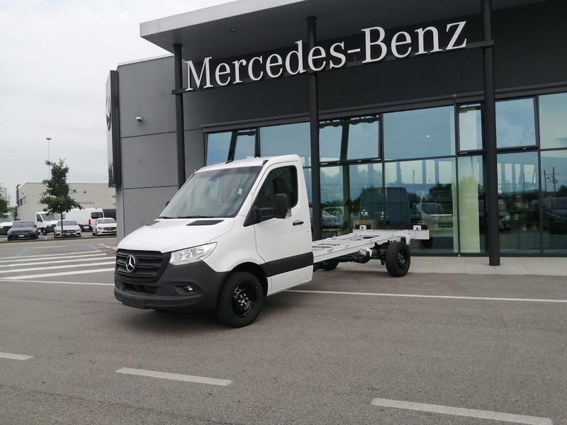 Mercedes Sprinter Autotelaio 319 CDI T 43/35 euro 6
