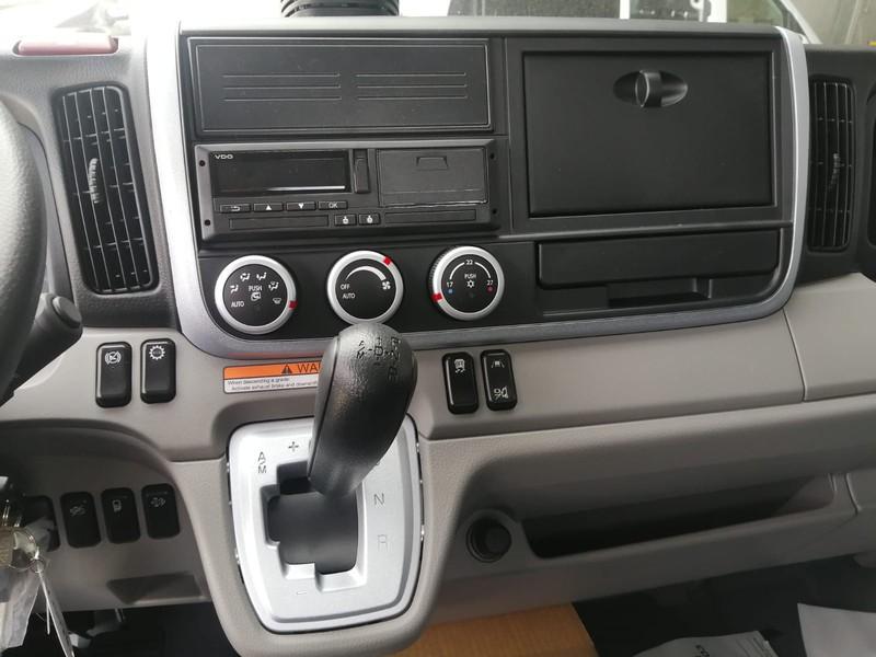 Mitsubishi Canter 9C18AMT/38 TF1 MY19 AEBS Cab Sing Com