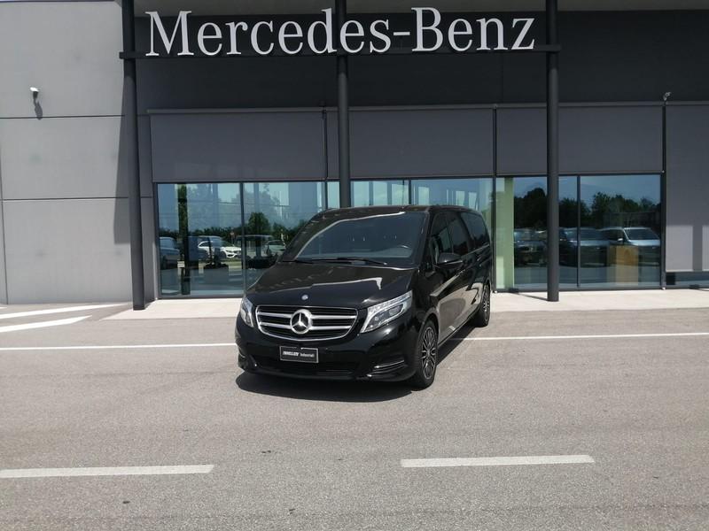 Mercedes Classe V 250 d premium el auto diesel nero