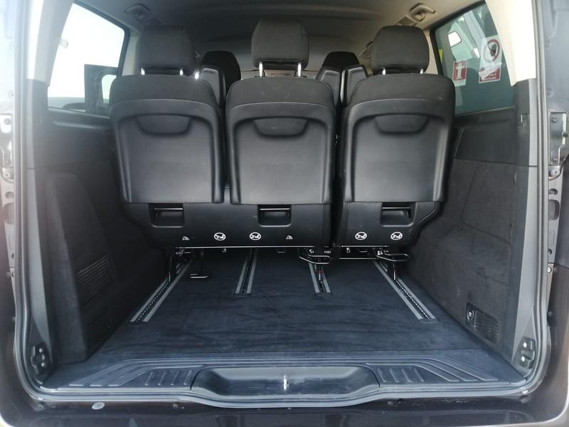 Mercedes Classe V 220 d executive auto e6 diesel marrone
