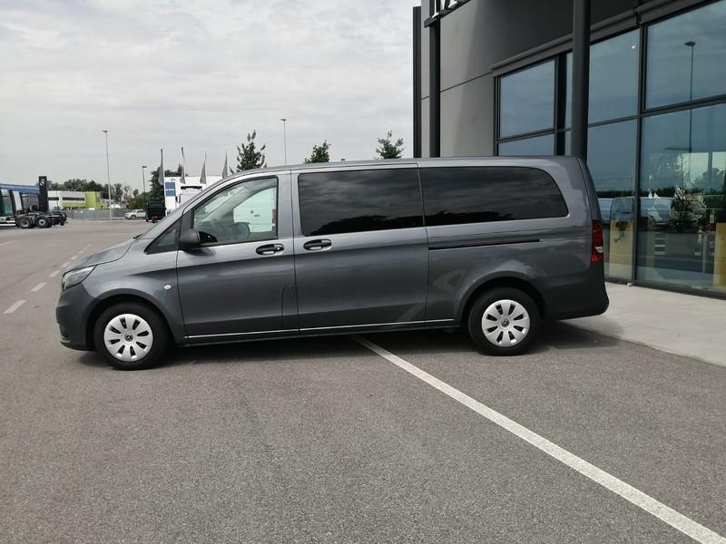 Mercedes Vito 114 cdi(bluetec) extralong tourer pro e6 diesel grigio