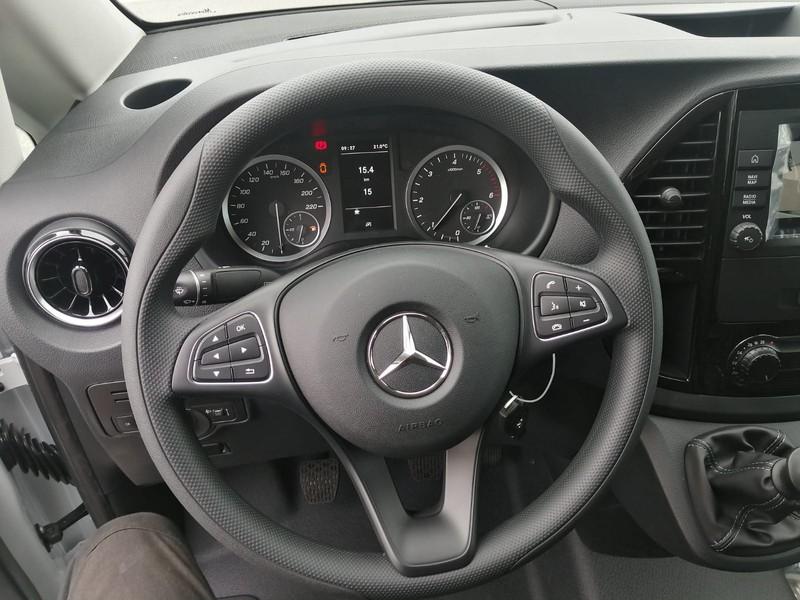 Mercedes Vito 114 CDI Furgone Long ant.  bianco