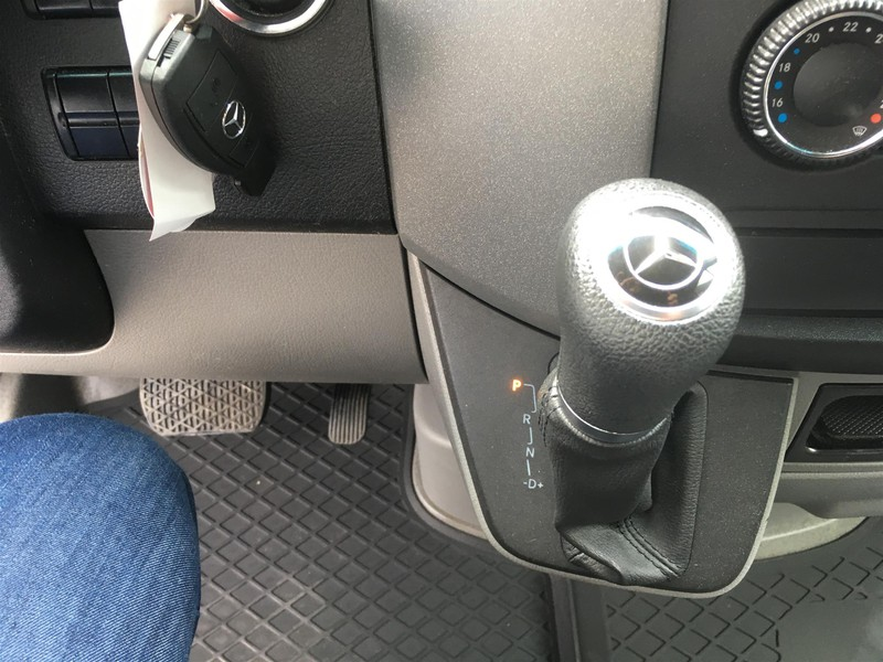 Mercedes Sprinter 316 cdi f 37/35 pro e6 diesel bianco