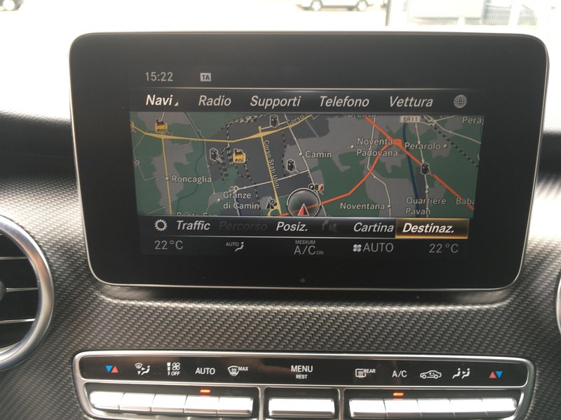 Mercedes Classe V V 250 d Automatic Sport Long N1 5 posti diesel