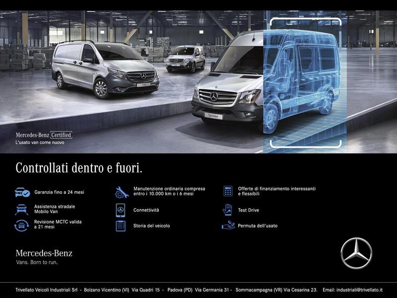 Mercedes Vito 2.2 114 CDI PC-SL Tourer Select Long diesel