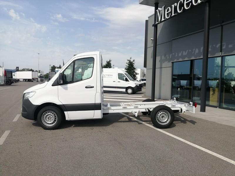 Mercedes Sprinter 211 CDI T 32/30 euro 6 diesel bianco