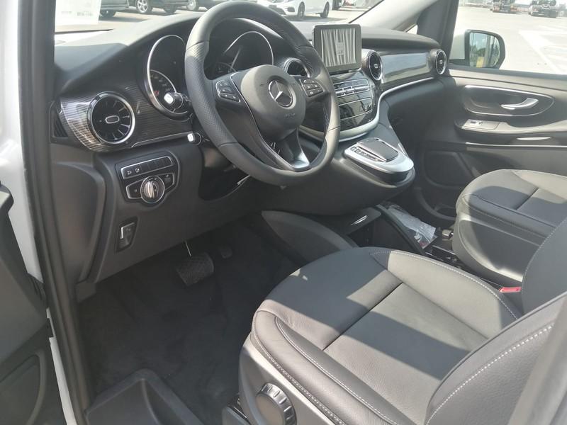 Mercedes Classe V V 220 Sport  bianco