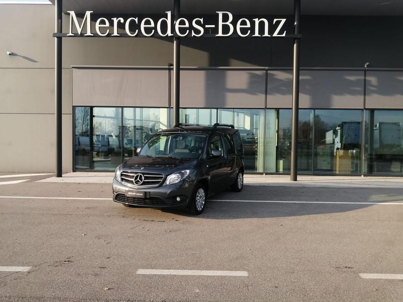 Mercedes Citan 111 cdi tourer select 116cv diesel grigio