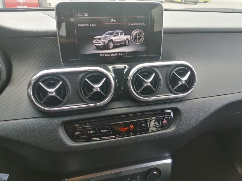 Mercedes Classe X 250 d progressive auto